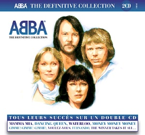 Frabse versie van The Definitive Collection.