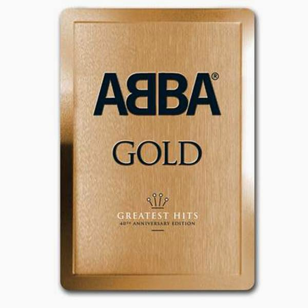 Limited steelbox ABBA Gold 2014