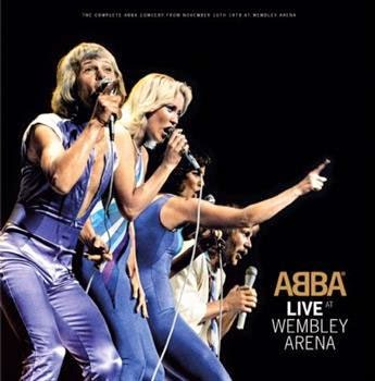 CD ABBA Live Wembly Arena 1979 uitgebracht in 2014