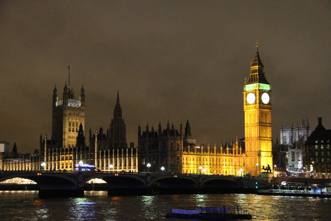 Londen by Night 5 april 2014