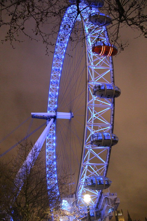 The Wheel in Londen