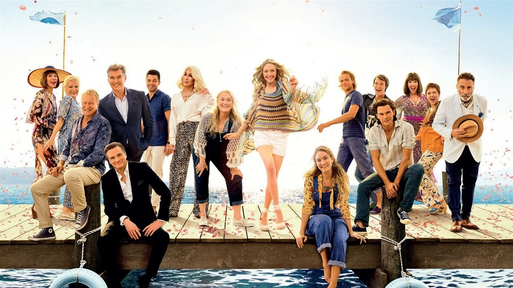 "Mamma Mia ""Here we go again"""
