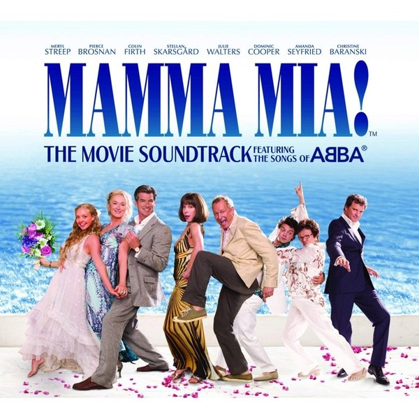 Mamma Mia The Movie Soundtrack op Vinyl