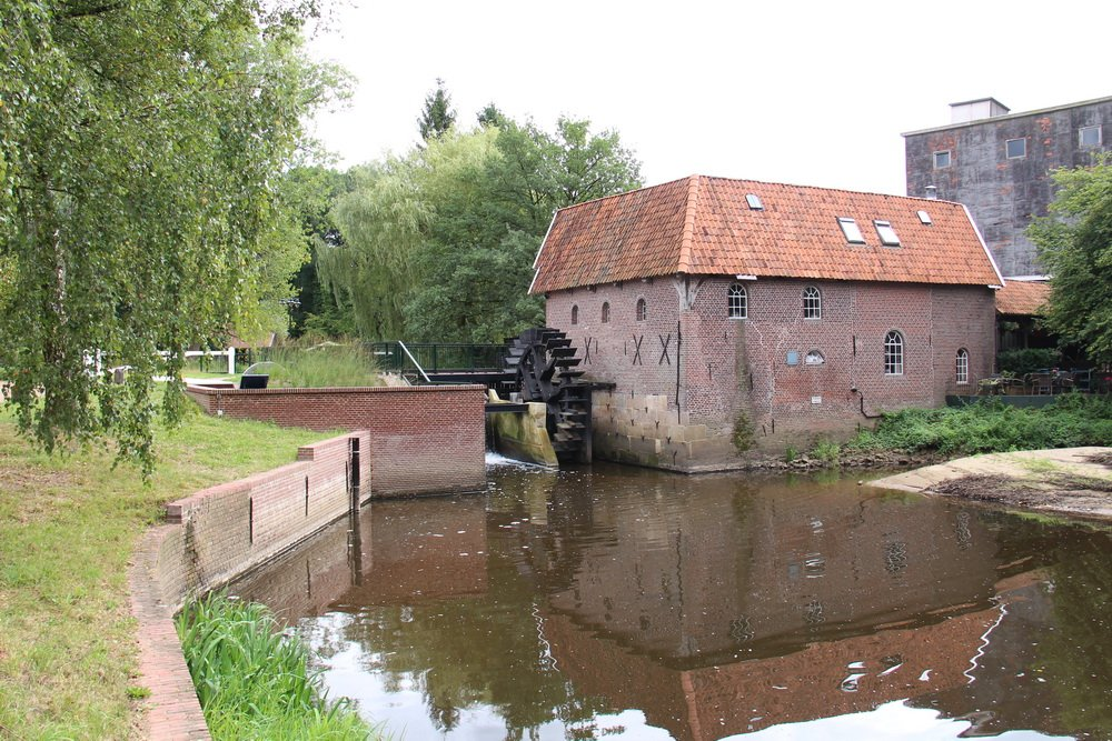 Watermolen in Winterswijk-Woold.